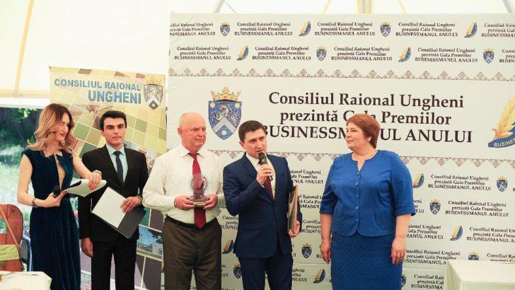 Concursul raional Businessmanul Anului, ediția XVI