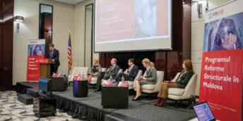 USAID a lansat un nou program în sprijinul mediului de afaceri din Moldova