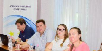 Instruire în cadrul PNAET la Ungheni, 17-28 iulie  2017