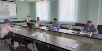 """Ședința Consiliului de Coordonare a IP """"Incubatorul de Afaceri din Călărași"""